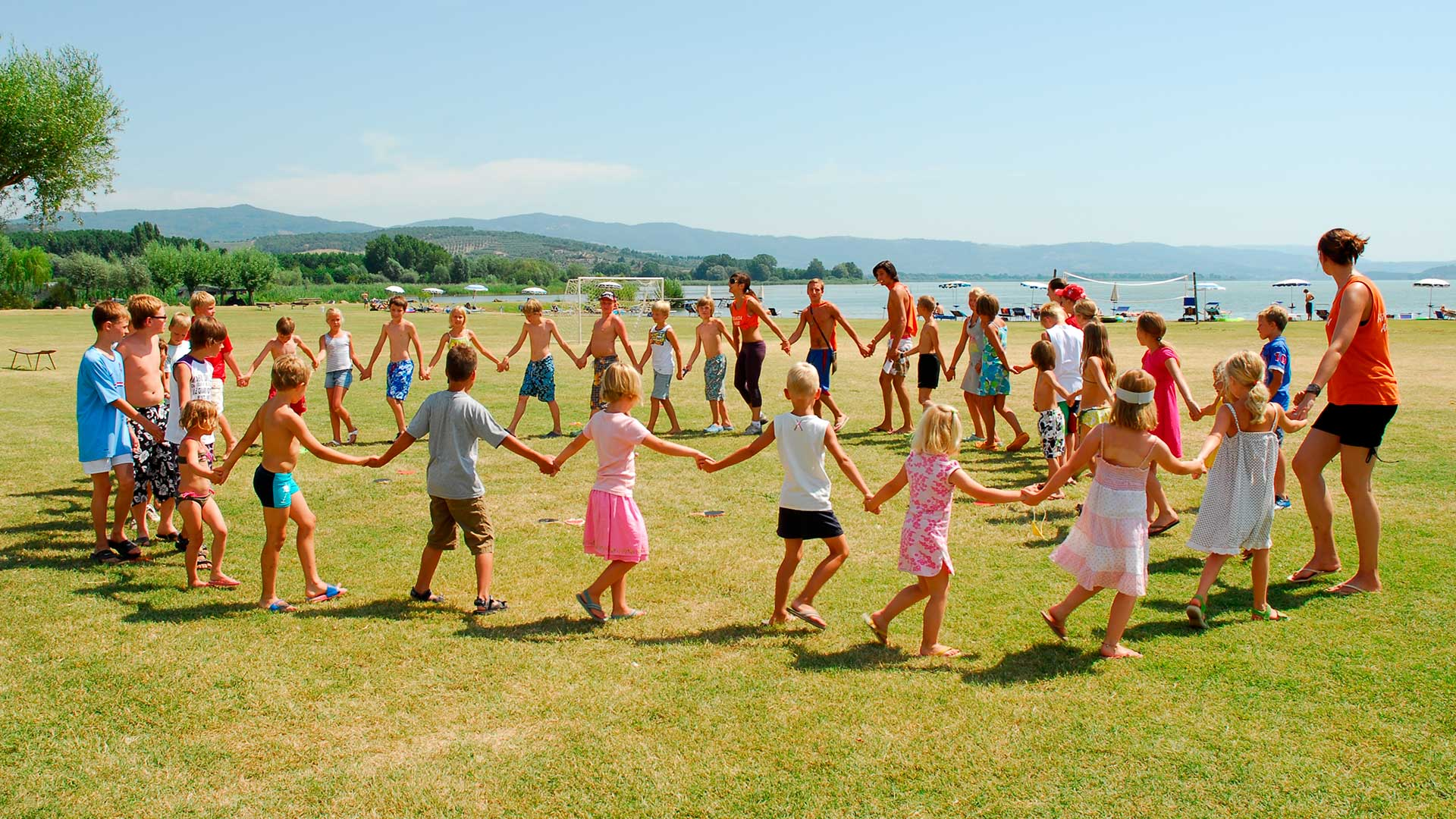 Activities and Baby Club at Badiaccia Camping Village